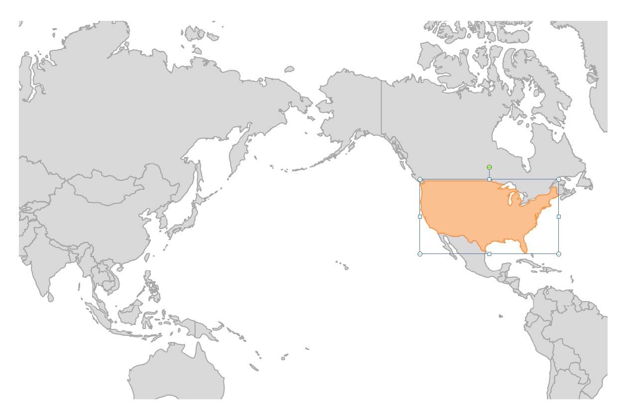 Powerpointで使える世界地図白地図無料ダウンロード パワポ