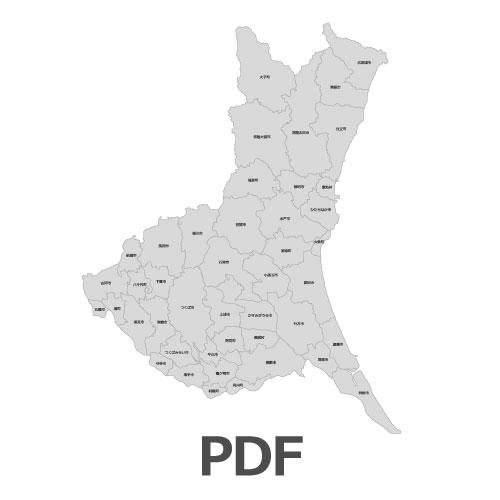 PDF茨城県地図
