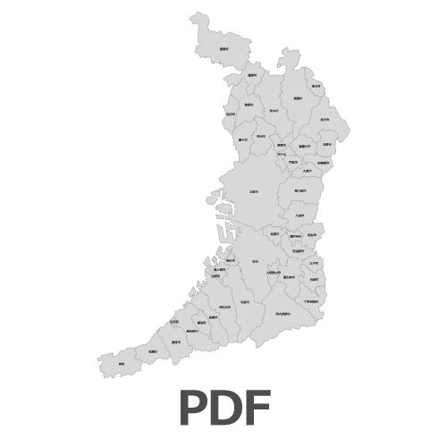PDF大阪府地図